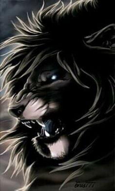 Cool lion!