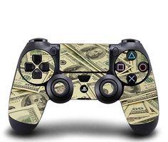 SKIN SONY PS4 CONTROLLER - DOLLAR