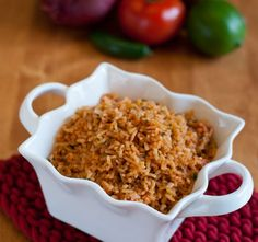 Mexican Rice Recipe - RecipeChart.com