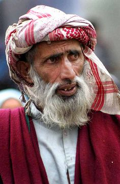 Muslim Man from Kashmir