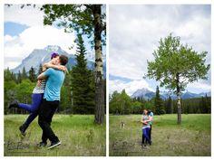 Banff engagement, lifestyle portraits,Outdoor portrait, banff engagement photographer, couple portraits, Banff E-Session, www.kimpayantphotography.com