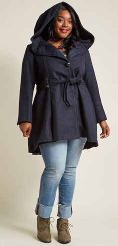 19 Plus Size Coats - Plus Size Winter Coats - alexawebb.com #alexawebb #plussize