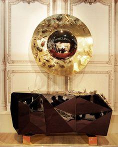 METAMORPHOSIS SERIES | metamorphosis series by Boca do Lobo | www.bocadolobo.com/ #inspirationideas #luxuryfurniture #interiordesign