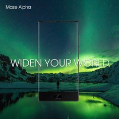 MAZE Alpha 4G 64GB 4GB Android 7.0 6.0 inch Bezel-less Screen Helio P25 | Cell Phones & Accessories, Cell Phones & Smartphones | eBay!
