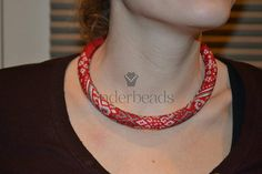 😍 One of the favourites in my shop : Red winter Lace - beeds crochet necklace https://www.etsy.com/listing/502876393/red-winter-lace-beeds-crochet-necklace?utm_campaign=crowdfire&utm_content=crowdfire&utm_medium=social&utm_source=pinterest