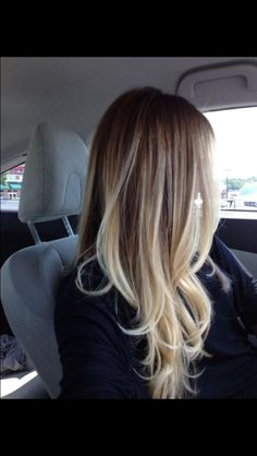 I love this color! The only thing I want different on my hair is honey ends instead of platinum blonde. Super cute though!