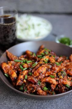 Szechuan chicken rezept in 2019 food: lunch, dinner, mittage Wok Recipes, Chicken Recipes Video, Indian Food Recipes, Asian Recipes, Dinner Recipes, Cooking Recipes, Healthy Recipes, Szechuan Recipes, Healthy Eating Recipes