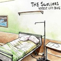 """The Swellers: Vehicle City Blues 7"""" - 8.5/10"""