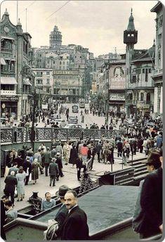 1958 Karaköy, İstanbul
