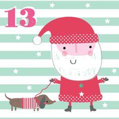 Advent Calendar  - Amy Underhill