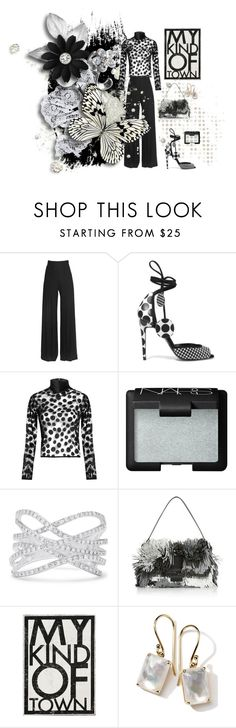 """""""Polka Dots Galore"""" by neverboring on Polyvore featuring See by Chloé, Pierre Hardy, House of Holland, NARS Cosmetics, Effy Jewelry, Fendi, Go Jump in the Lake and Ippolita"""