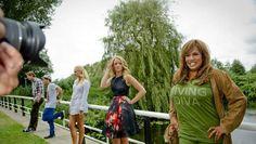 Patty Brard springt van de duikplank voor goede doel - AD.nl Sterren Springen