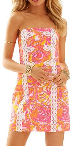 Lilly Pulitzer Tansy Dress in Sea and Be Seen. Source by memosandic Dresses Preppy Dresses, Preppy Outfits, Preppy Style, Summer Outfits, My Style, Pink Fashion, Womens Fashion, Dress To Impress, Lilly Pulitzer