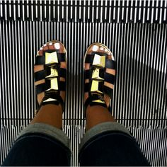 ppl kept stopping me about these today. Love the hard wear ! #TopShop