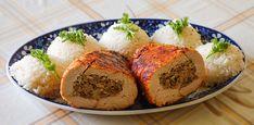 Plnené morčacie prsia - Diéta je COOL Baked Potato, Potatoes, Baking, Ethnic Recipes, Food, Potato, Bakken, Essen, Meals