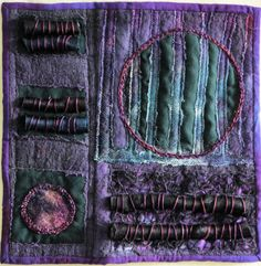 the dyers hand: Journal Quilts and More Ferns