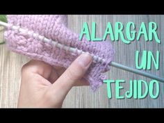 Tip #2 - Cómo deshacer varias filas de modo seguro - YouTube Knitting Help, Knitting Stiches, Vogue Knitting, Knitting For Kids, Crochet Skirt Pattern, Knit Or Crochet, Knitting Designs, Knitting Patterns, Crochet Projects