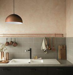 Home Decor Kitchen, Rustic Kitchen, Kitchen Interior, Home Interior Design, Home Kitchens, Interior Decorating, Deco Design, Küchen Design, House Design