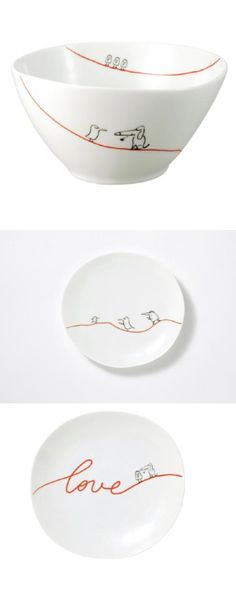 I really love this Illustrator! Serge Bloch, Kitchen Dining, Dining Room, Illustrator, Tableware, Dinnerware, Tablewares, Dishes, Place Settings