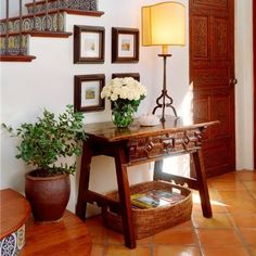 Mexican Tile Floor Design, Pictures, Remodel, Decor and Ideas - page 5
