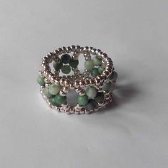 Jade Ring - via @Craftsy