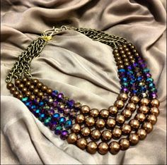 Big necklace jc