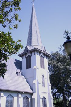 St. Paul's Episcopal Church,  Waco, Texas