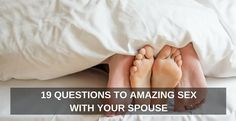 Before you ever got married you and your spouse have long thought about sex. You may have even talked about having sex together or had sex before you got married. We know where you are because we talked about sex and had sex before we got married. The sex was driven by emotion and because […]