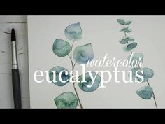 How to Watercolor || Watercolor Painting Techniques and Tutorial - YouTube