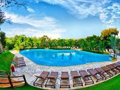 Inédito! Único Resort All Inclusive de Goiás em Caldas Novas