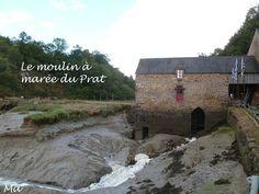 [Bretagne] le moulin à marée du Prat, sur la Rance