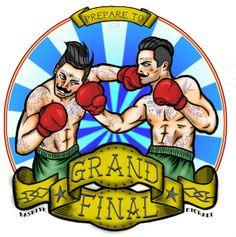 Boxing challenge design