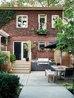 Lovely front yard landscaping ideas could make your house extra eye-catching and… - All For Garden Front Yard Garden Design, Small Front Yard Landscaping, Backyard Landscaping, Backyard Ideas, Patio Design, Backyard Patio, Design Cour, Design Jardin, Cheap Landscaping Ideas