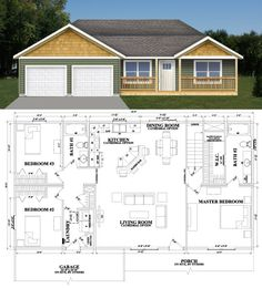 1000 images about floorplans ranch on pinterest home