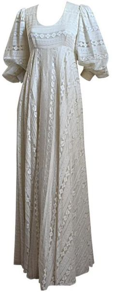 Dress  Thea Porter, 1970s  1stdibs.com