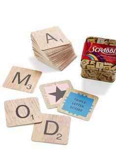 cute Scrabble coaster set http://rstyle.me/n/hhdivr9te