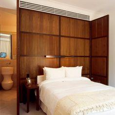 Une chambre de l'hôtel Condesa DF par India Madhavi