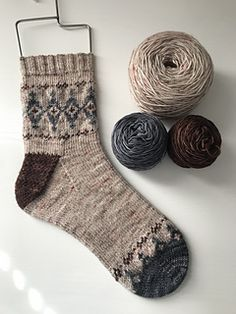 Ravelry: Matterhorn Sox pattern by Stone Knits # aesthetic . Ravelry: Matterhorn Sox pattern by Stone Knits - knitting - Always aspired to lea. Knitting Blogs, Knitting Projects, Knitting Patterns, Crochet Patterns, Scarf Patterns, Knitting Tutorials, Knitting Ideas, Stitch Patterns, Fair Isle Knitting