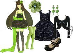 """Jade Harley Lolita"" by meiki ❤ liked on Polyvore"