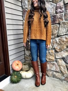 Thanksgiving Outfit Idea | MrsCasual
