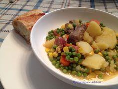Carne Guisada/ Portuguese Beef Stew