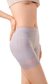 bccaef07f1 Women s Shapewear Inner Thigh Waist Slimmer Power Shorts Body Shaper -  Light Brown - C612M2ZNLA7
