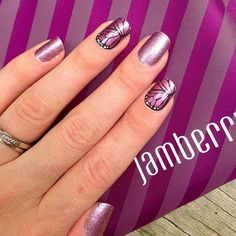 HarriEtte's Favorite Manicure!!