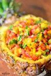 Pineapple Salsa Bowl | thegunnysack.com