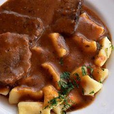 Prosciutto, Pork, Meat, Polish Food Recipes, Kale Stir Fry, Pork Chops