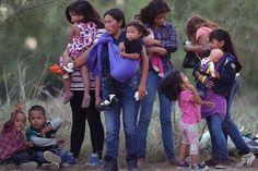 Una migrante ilegal que entra a México sabe que será abusada y usa esta inyección anticonceptiva