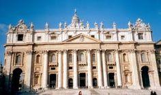 barocco a roma Basilica di San Pietro