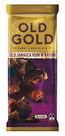 Old Gold Old Jamaica Rum'n'Raisin 200g