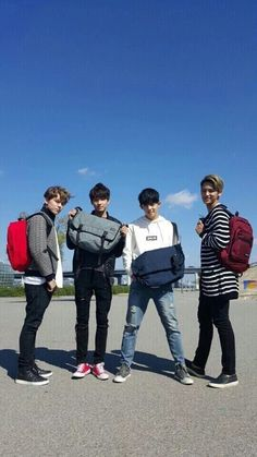my children off to their first day of school :,)