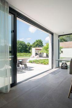 Aluminium Ramen, Loft, Natural Light, Windows, Doors, Home Decor, Shades, Blinds, Trendy Tree